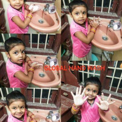 globle hand wash day